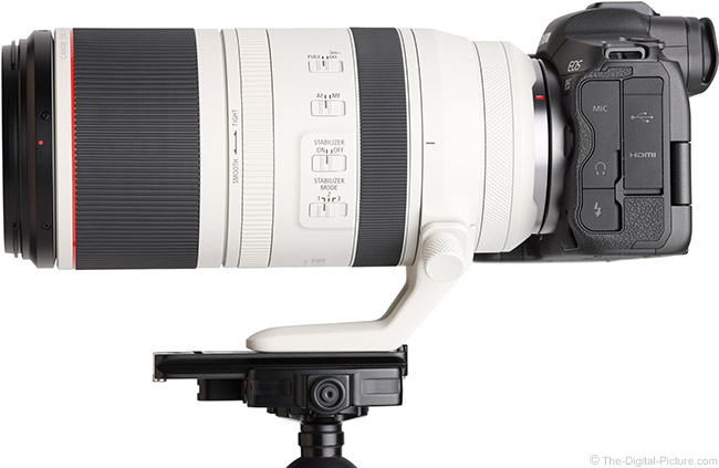 B&H Put a Date on it: The Canon RF 100-500mm F4.5-7.1 L IS USM Lens Arrival