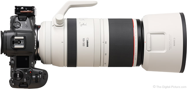 In Stock: Canon RF 100-500mm F4.5-7.1 L IS USM Lens at Canon USA