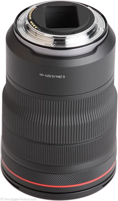 Canon RF 15-35mm F2.8 L IS USM Lens Mount
