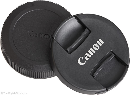 Canon RF 24-105mm F4-7.1 IS STM Lens Cap