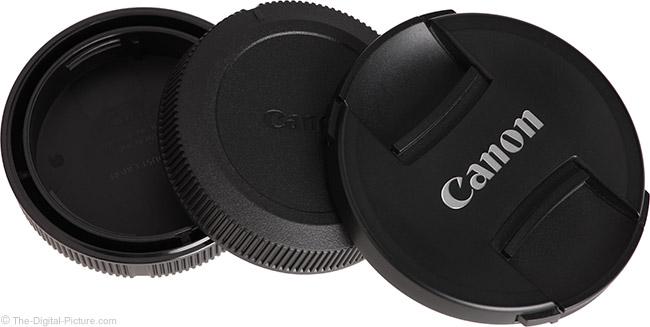 Canon RF 50mm F1.2 L USM Lens Cap