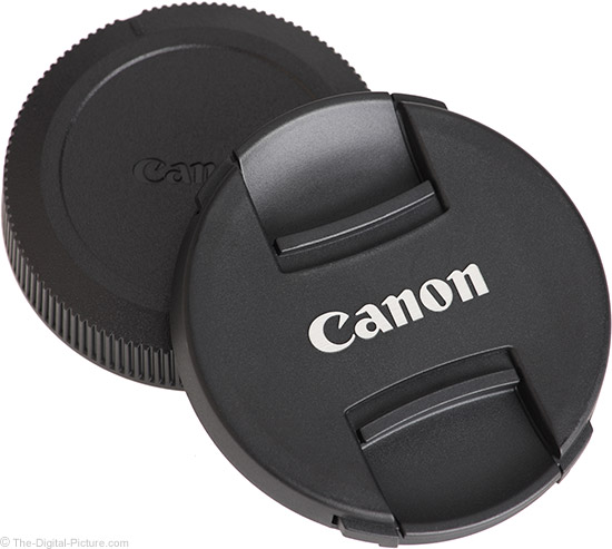Canon RF 24-240mm F4-6.3 IS USM Lens Cap