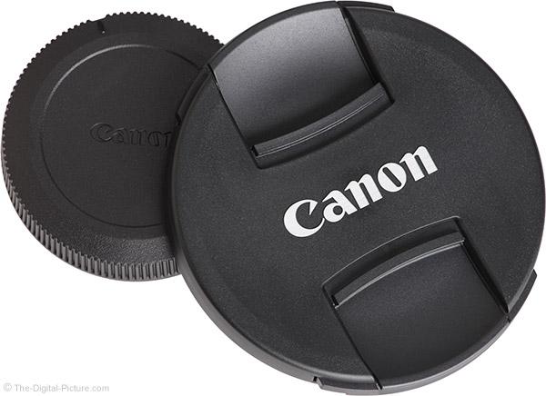 Canon RF 28-70mm F2 L USM Lens Cap