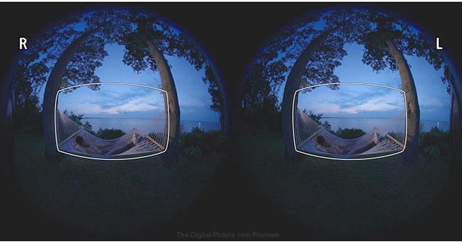 Canon RF 5.2mm F2.8 L Dual Fisheye Lens Image