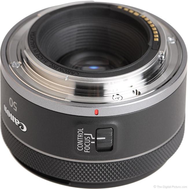 Canon RF 50mm F1.8 STM Lens Mount