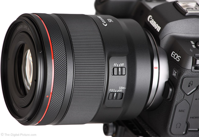 First Looks at Canon RF 50mm f/1.2L USM Lens Image Quality