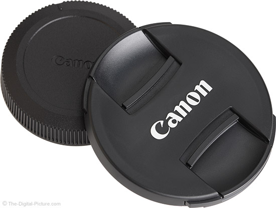 Canon RF 600mm F11 IS STM Lens Cap