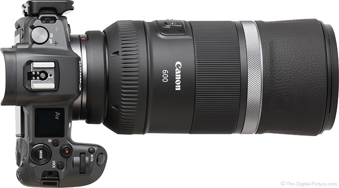 Used Canon RF 600mm F11 IS STM Lens In Stock at B&H – Only $572.95