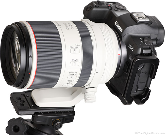 Again, the Refurbished Canon RF 70-200mm F2.8 L IS USM Lens Appears In Stock – Only $2,429.00