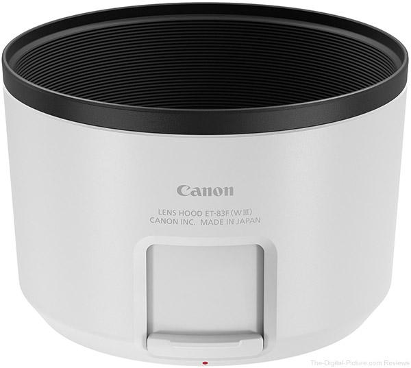 Canon RF 70-200mm F2.8 L IS USM Lens Hood