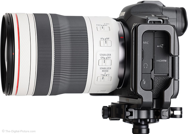 More Canon RF 70-200mm F4 L IS USM Lens Information