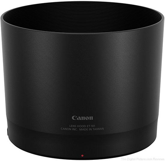 Canon ET-101 Lens Hood