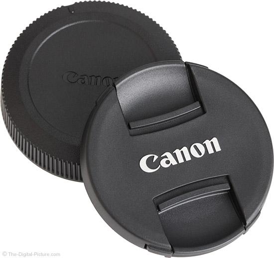 Canon RF 85mm F2 Macro IS STM Lens Cap