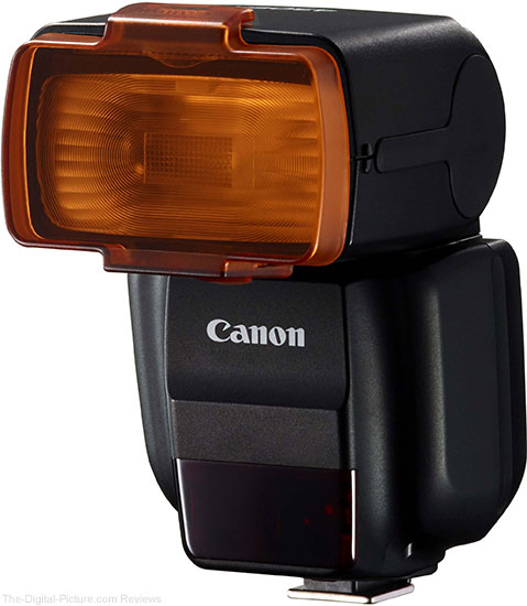 Canon Speedlite 430EX III-RT Color Filter SCF-E2