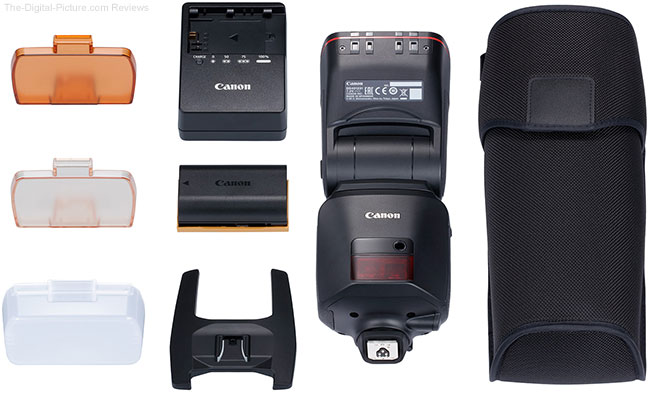 Canon Speedlite EL-1 Flash Kit