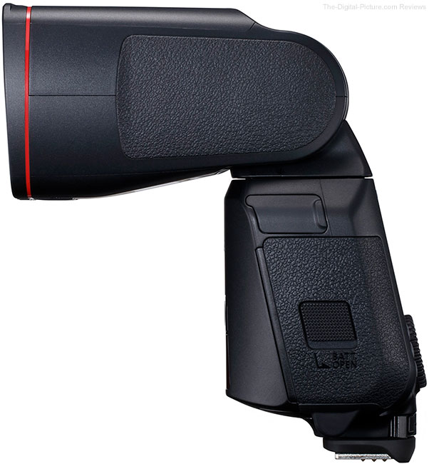 Canon Speedlite EL-1 Flash Side