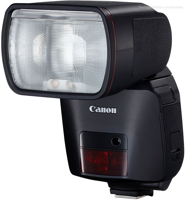 In Stock: New Flagship Canon Speedlite EL-1 Flash