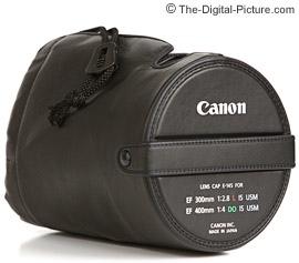 Canon Super Telephoto Lens Cap