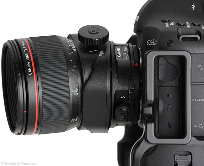 FLD Fluorescent Natural Light Color Correction Filter for Canon TS-E 90mm f//2.8 Tilt-Shift Lens