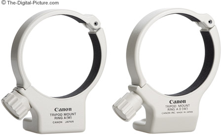 Canon Tripod Mount Ring A and A II