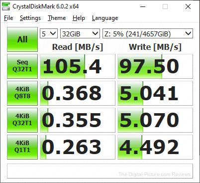 Crucial X6 Portable SSD — 32GB