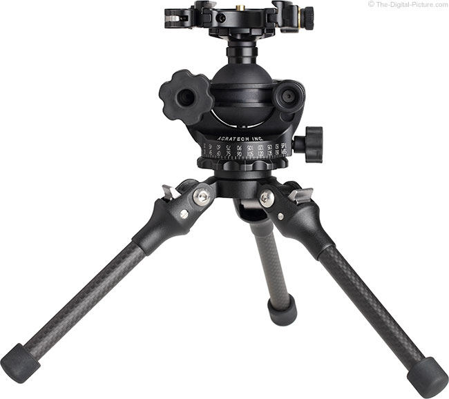 Feisol TT-15 Mini Tripod with Head