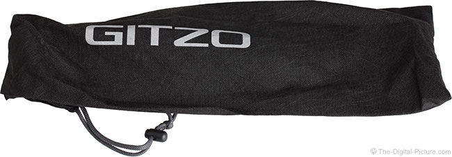 Gitzo GM4562 Series 4 Carbon Fiber Monopod Bag