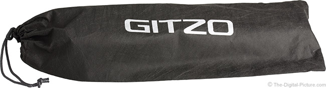 Gitzo GT1542T Traveler Carbon Fiber Tripod Dust Bag
