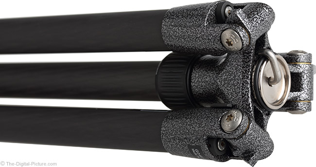 Gitzo GT1542T Traveler Carbon Fiber Tripod Folded – Spider