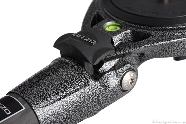 Gitzo GT3542LS Systematic Carbon Fiber Tripod Leg Angle Lock Set Low
