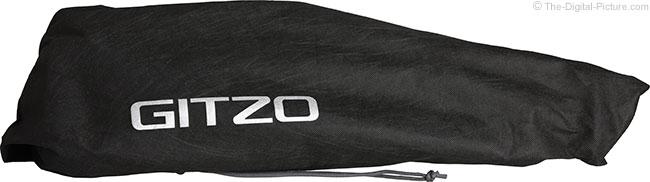 Gitzo GT3543LS Systematic Carbon Fiber Tripod Case