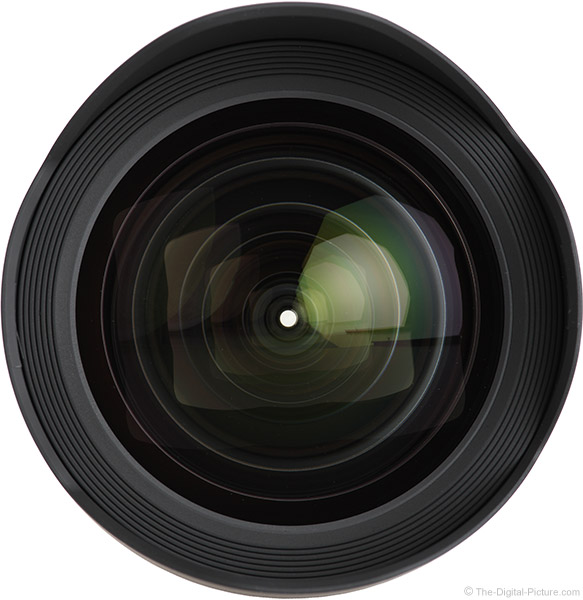 Irix 11mm f/4 Firefly Lens Front View