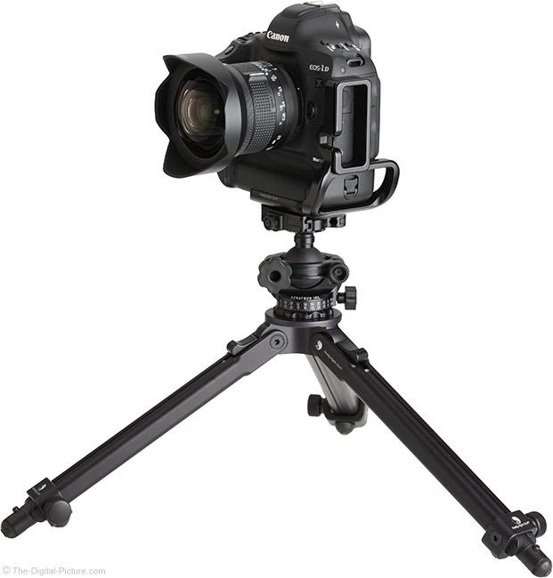 Irix 11mm f/4 Firefly Lens on Tripod