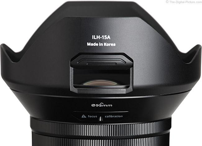 Irix 15mm f/2 4 Blackstone Lens Review