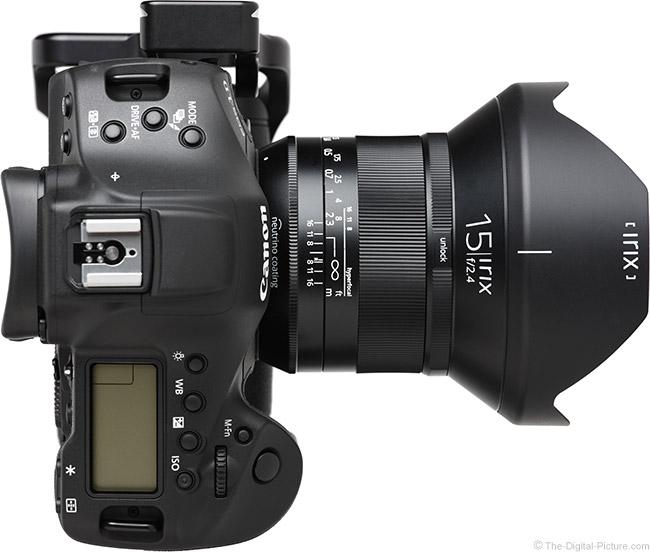 Irix 15mm f/2.4 Blackstone Lens