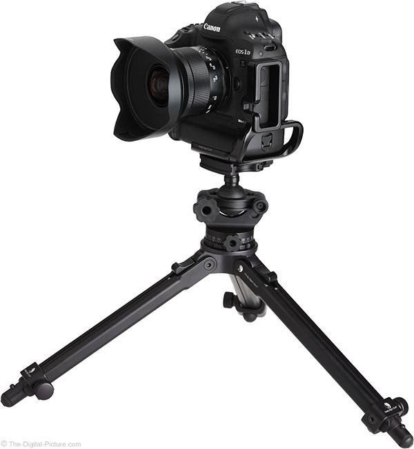 Irix 15mm f/2.4 Blackstone Lens on Tripod