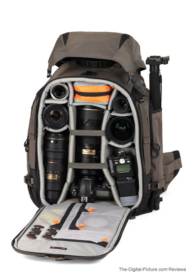 Lowepro Pro Trekker Backpack Comparison