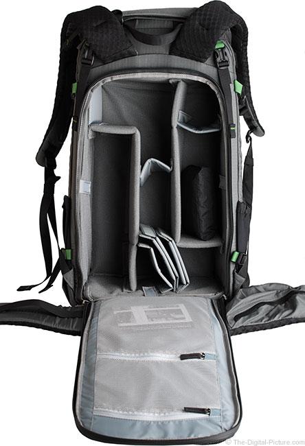 MindShift Gear BackLight Elite 45L Inside