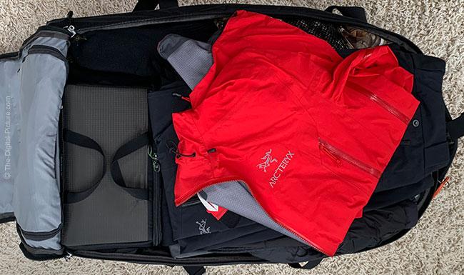 MindShift Gear Stash Master 13L in Luggage