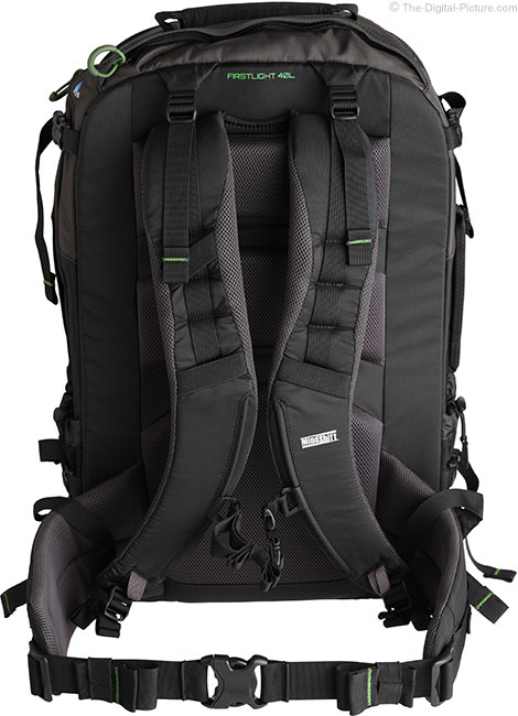 MindShift Gear FirstLight 40L Back