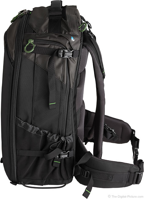MindShift Gear FirstLight 40L Right Side