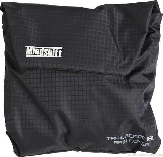 MindShift Gear Trailscape 18L Rain Cover Pouch