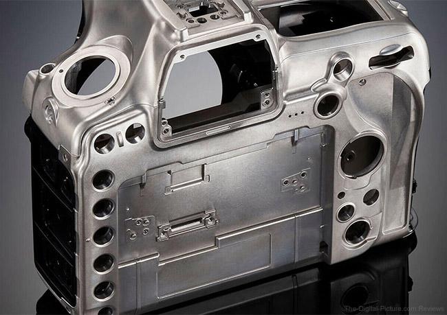 Nikon D850 Chassis