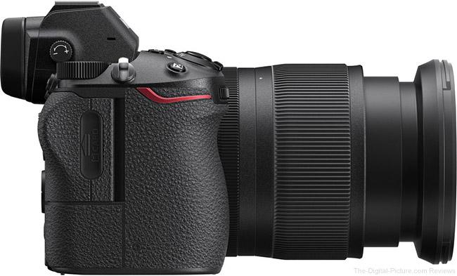 Nikon Z 6/7 Right Side
