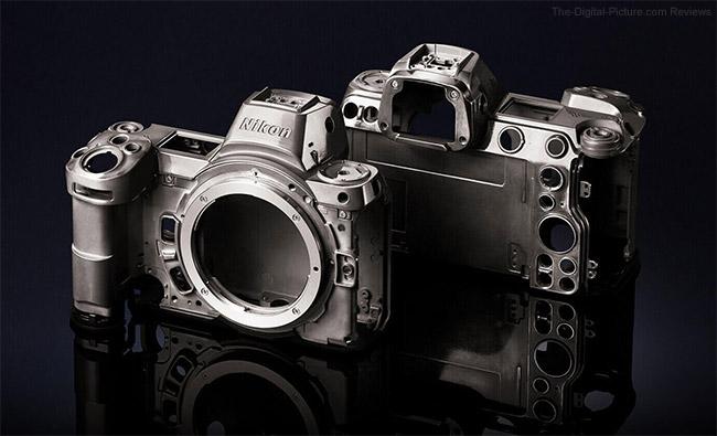 Nikon Z 7 Chassis