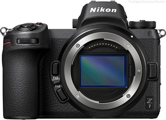 Nikon Z 7 Front
