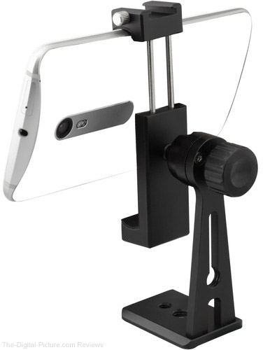 Oben ASPTA-20 Smartphone Tripod Adapter with Phone