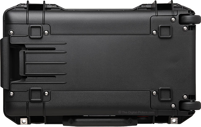Pelican 1535 AIR Hard Case Back
