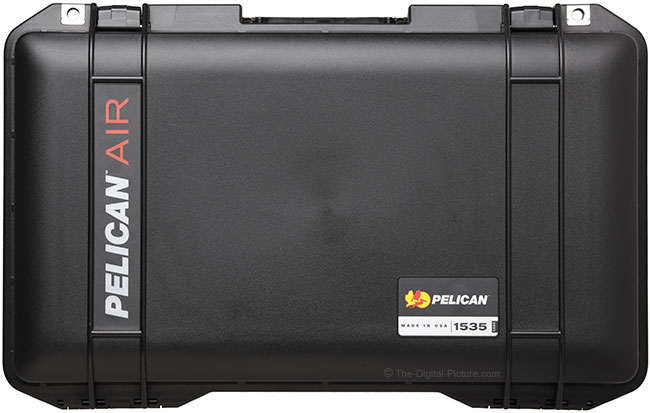 Pelican 1535 AIR Hard Case Front