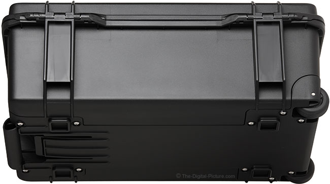 Pelican 1535 AIR Hard Case Left-Side